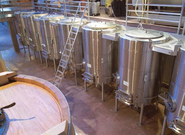 JVNW is a leader in manufacturing innovative tanks for cutting edge fermentation