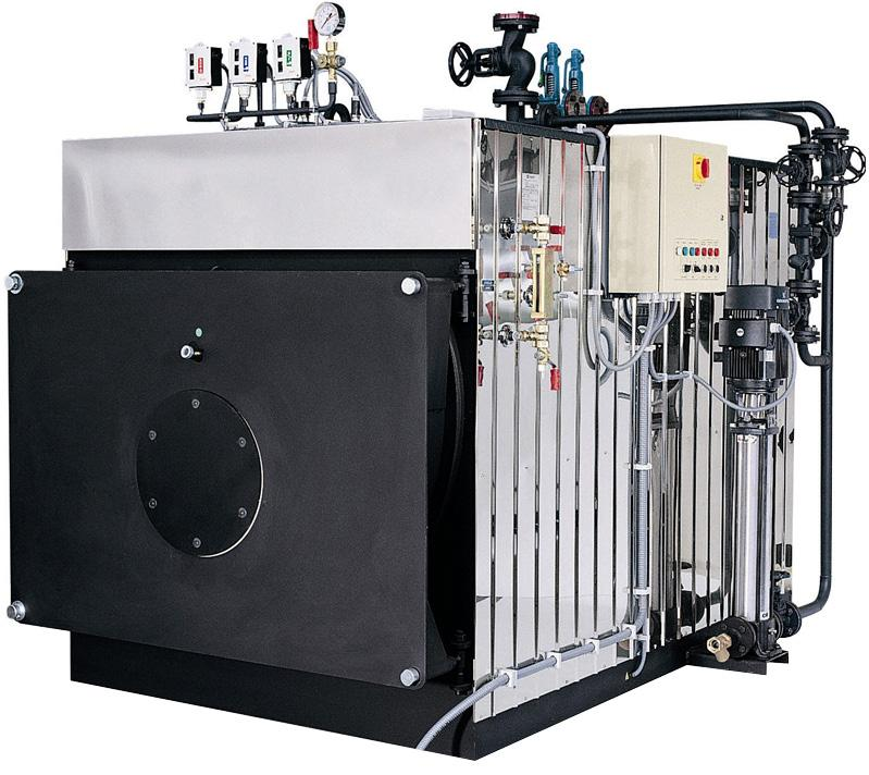 Steam Boilers Savile Plus Steam Boiler Suitable for Pressure Jet burners