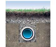 U C T I O N Drainage/Filtration Hydraulic works Waste disposal Drainage Pipes Coastal Protection Waste Disposal (Top Layers) Drainage Trenches With permeable wrapped around the pipes, an effective