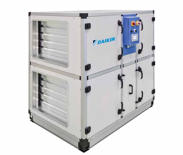 DAIKIN Air Handling Unit Modular