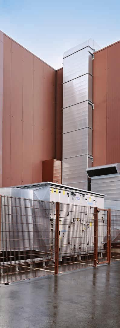 Energy efficiency and air quality Daikin air handling units, with their plug-and-play design and inherent flexibility, can be configured and combined specifically to meet the exact requirements of
