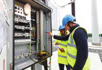 The SCADA system is being supplied by OSI, which currently has 80% of the SCADA control centre market in North America and is actively expanding into the Middle East region.