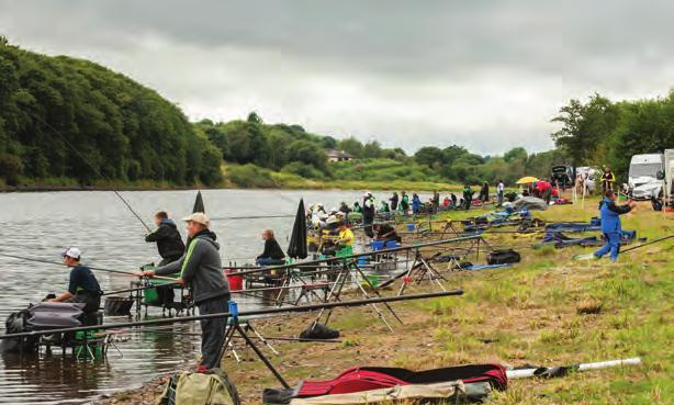 The festival was a huge success, having returned to its roots at the Marquee on the banks of the Erne.