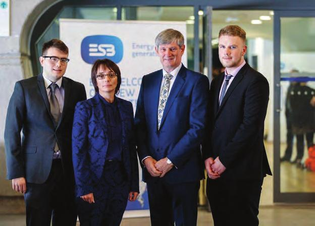 20 BSC AND ELECTRIC IRELAND Data analytics for ESB What is data analytics and why do we need it?