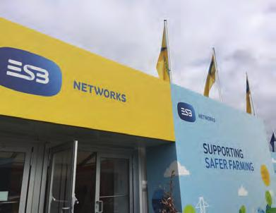 and safety Thank you ESB Archives and ESB Networks are very grateful to ITS for generously making their giant touch screen the Surface Hub available at the National Ploughing Championships and the