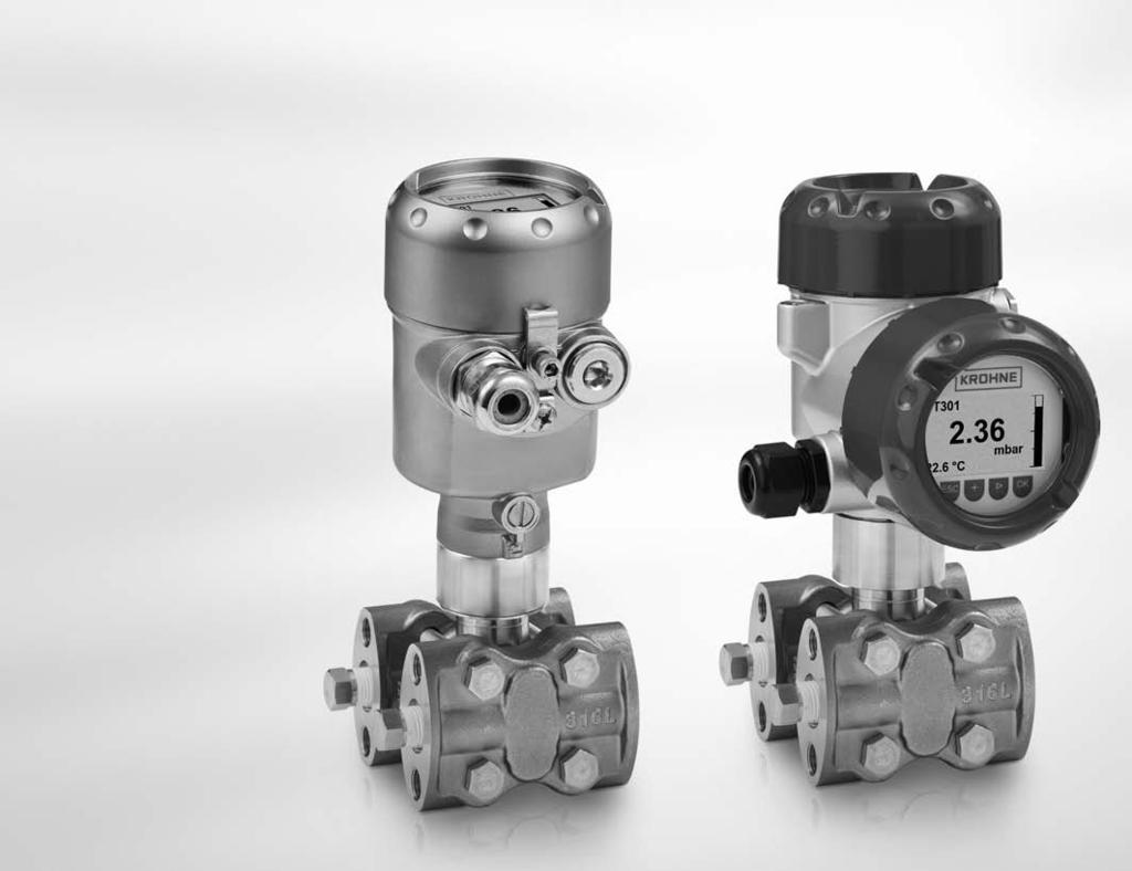 OPTIBAR DP 7060 Supplementary Instructions Differential pressure transmitter Category ATEX II 1/2G, 2G Ex db ia IIC T6.