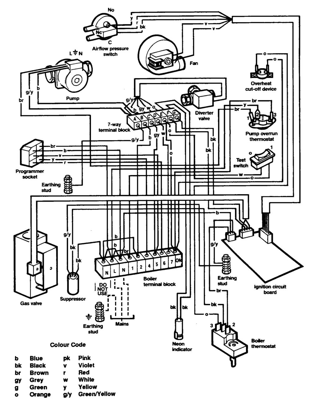10. WIRING DIAGRAMS - PAGE 41 a.