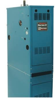 ) Continuous Draw Rating at 135 F (gal./hr.) Model Storage Capacity (gal.