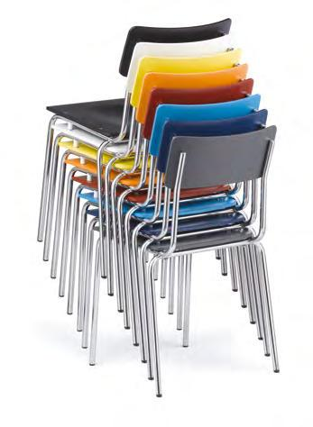 comeback The comeback is a tubular steel stacking chair which was used in its millions even prior to German reunification at large-capacity