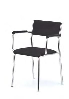 The chair constitutes a functional and