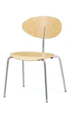 But the gala stacking chair has yet more impressive