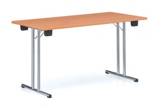 skipper The skipper is a family of folding tables ideally suited for creating just the right table arrangement for any room or situation quickly and easily.