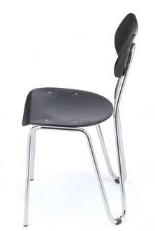 When the design was given a new lease of life in 1998, the chair met with such an enthusiastic response that there is