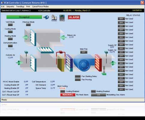 FREE!!! WattMaster Prism II software offers a Windows based graphical interface for user interaction with for the building s HVAC system.