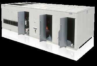 AAON LZ, LN, & LC Series Chillers & Outdoor Mechanical Rooms aaon outdoor mechanical rooms combine the energy savings of the aaon lz series chiller, high output heating capacity of the stand-alone