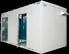 AAON LZ, LN, & LC Series Chillers & Outdoor Mechanical Rooms Boiler Heating Options Boiler Units (500-6,000 MBH) 88% Efficiency Natural Gas Boilers 88% Efficiency Propane Boilers 98% Efficiency