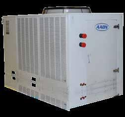 AAON LZ, LN, & LC Series Chillers & Outdoor Mechanical Rooms aaon lc series chillers are engineered for high efficiency and energy savings.