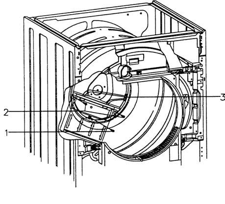 Figure 5-8: Heater Bank Cover retaining bolts. Refer to figure 5-9. 4.