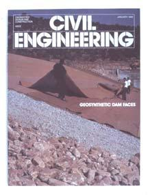 LEAKAGE THROUGH DAMS In all the large dams where a geomembrane is used on the upstream face, the geomembrane is the only line of defense.