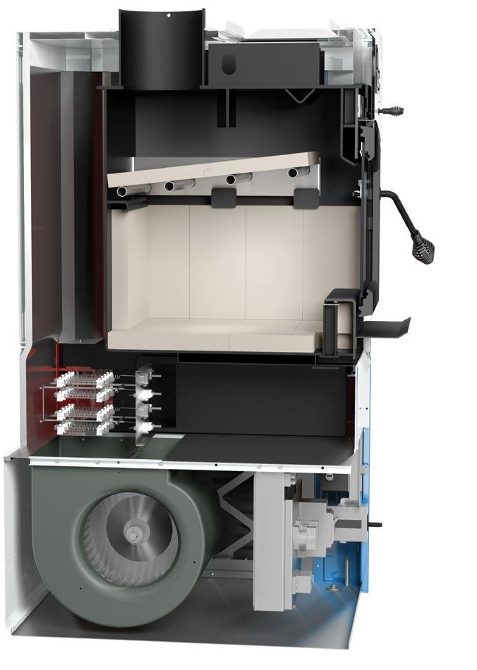 Hybrid 100 For heating requirements up to 1400 sq. ft. the Hybrid100 is up to the task.