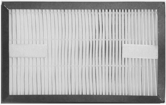 By keeping the particle filter clean, you can dramatically extend the life of your HEPA filter and improve the overall efficiency of your air purifier.