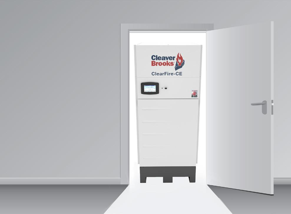 We made it straightforward for you to incorporate a CFC-E condensing boiler into a retrofit design or a new construction project.