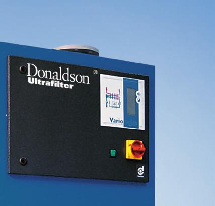 Compressed air must be dry, free of oil and clean to avoid expensive production breakdowns.
