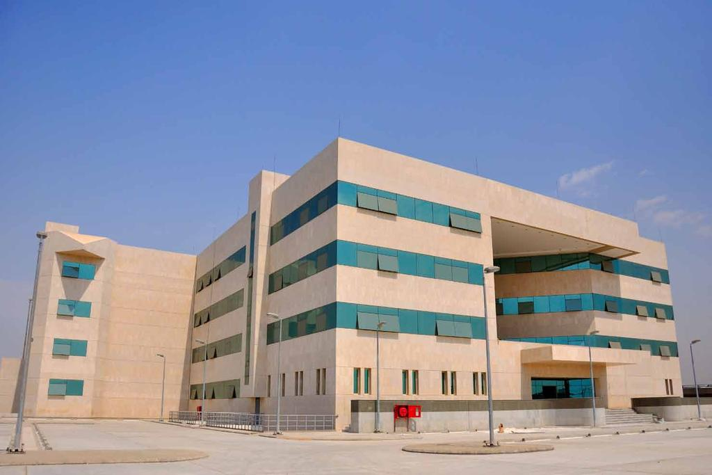 Quality Control Laboratory Building, Jeddah The new Quality Control Laboratory building was constructed in Jeddah City, the site is located at southern area of Jeddah Islamic Sea Port customs office,