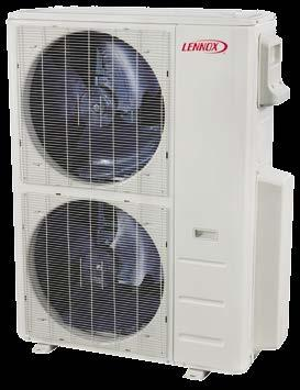 ML-SERIES LOW AMBIENT HEAT PUMP MINI-SPLIT UNITS Efficient, reliable and quiet, Lennox ML-Series Mini-Split Heat Pump units provide maximum indoor comfort, even in negative outdoor temperatures.