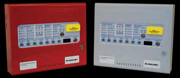 HCVR-3 CONVENTIONAL RELEASING FIRE ALARM CONTROL PANEL The HCVR-3 is a 3 zone conventional releasing fire alarm control panel that is UL Listed and FM Approved for releasing.