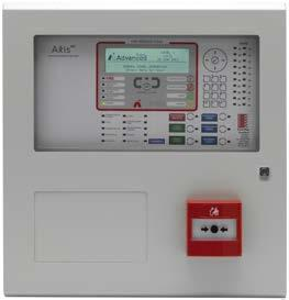 Card Redundant Controller Two types available including: Remote Display Terminal Remote Control Terminal with additional LED status indication, four programmable push buttons, Mute, Silence, Reset,