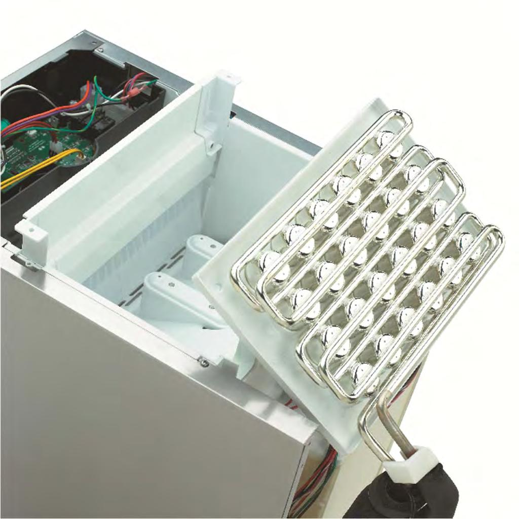 Service Remove Cabinet Lift front brace up Separate the 7 wire harness connectors located by