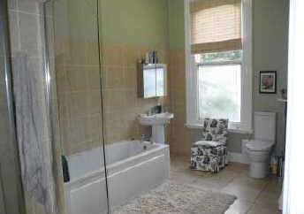 EN SUITE BATHROOM 4.43M X 2.