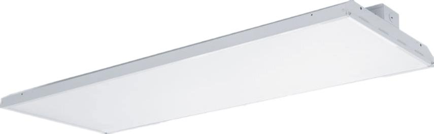 This low-profile linear high bay/low bay luminaire offers commercial and industrial building owners an all-in-one solution for illuminating their facility while drastically reducing energy