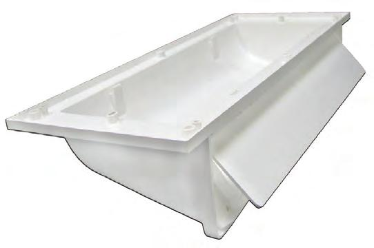 Round, screen soffit 30/box SV156 Slab Duct Soffit Vent HVAC VENTING Soffit Vents The Primex Slab Duct Soffit Vent (SV156) is a low profile, solution for slab