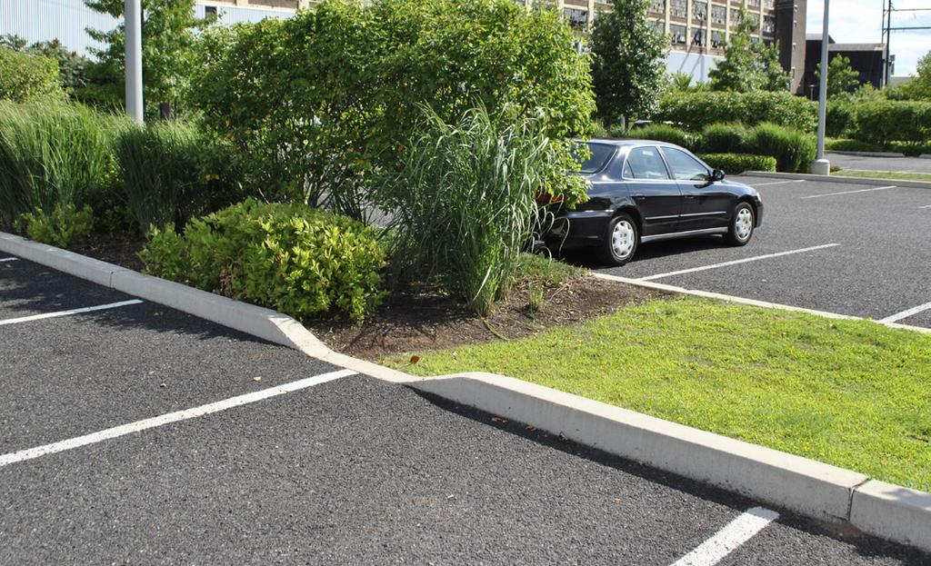 Parking Design and the Environment There are a number of strategies that can help reduce the environmental impacts of parking.