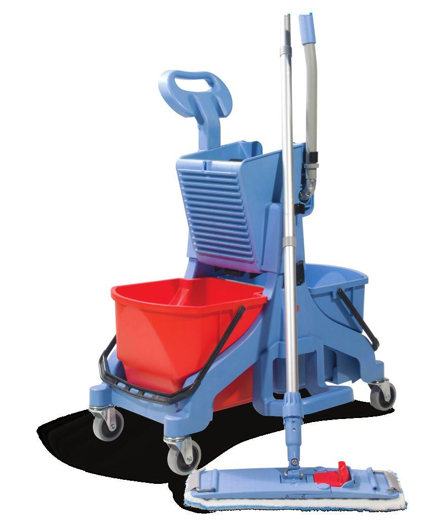 MID MOP MOPPING SYSTEM MidMop - A Class All its Own The System Supports