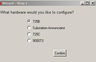 The user is able to Auto Detect Hardware Configuration after loading the software and connecting the USB cable to the associated ports.
