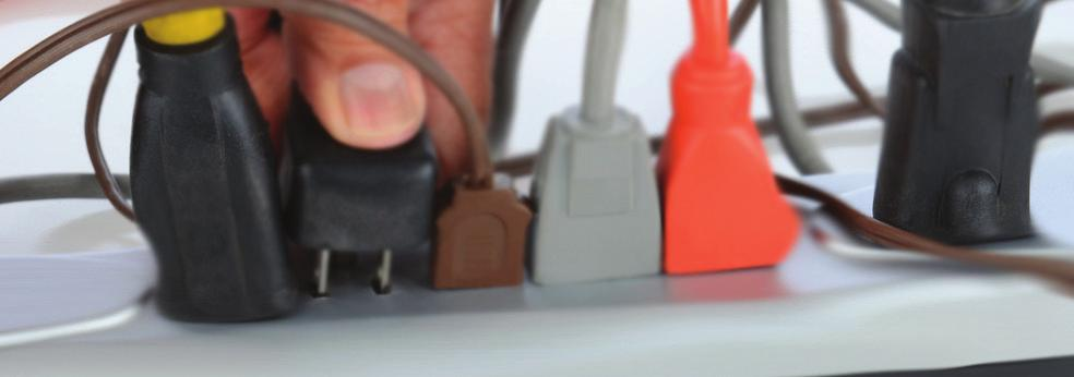 IMPORTANT TIPS TO REMEMBER Do not piggy-back multi-plug adaptors. A multi-plug adaptor should be plugged directly into a wall outlet.