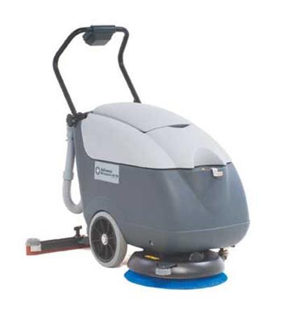 Scrub hard floors The purpose of scrubbing a floor is to clean the floor and remove any dirt and apply an even shine to the surface.