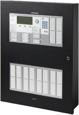 s Desigo Fire Safety System A comprehensive fire-protection system Standard 50-point, 252-point and 504-point-capacity systems Remote viewing for the 252- point and 504-point systems One (1) or (2)