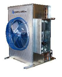 HEAT REJECTION The Compu-Aire Inc. Heat Rejection systems are designed to pair with evaporator sections for efficient cooling.
