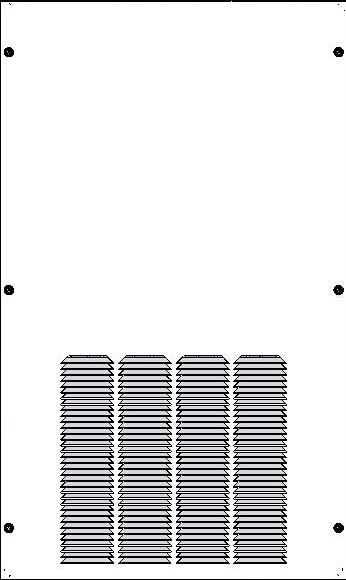 Field Installed Accessories Return Air/Access Panel Louvered