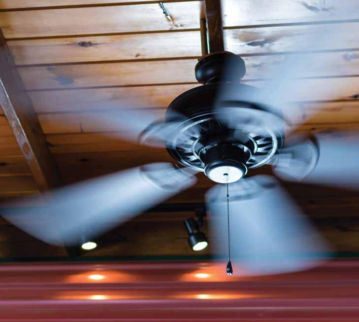 MORE SUMMER TIPS Keeping cool with air conditioning: Buy an ENERGY STAR-qualified air conditioner.