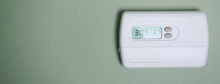 HEATING Turn your thermostat down degrees. Each degree saves about 2% on your heating bill. Five degrees would save about $00 on a $,000 annual heating bill.
