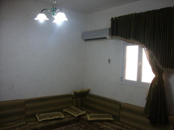 Figure 8.71: Bedroom equipped with air-conditioning in Hussein Mohamed house in Ghadames.