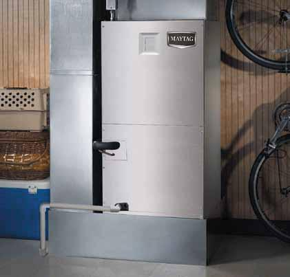 Maytag M1200 Multi-Poise Air Handlers & Indoor Coils Indoor Section If you replace your air conditioner or variable-speed technology creates more uniform temperatures, improved air