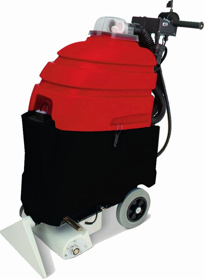 anik 70 BRUSH SPRAY EXTRACTION CLEANER WITH BRUSHES ANIKO70 is a spray extraction brushing machine for professional cleaning of medium to large carpet and hard floor surfaces.