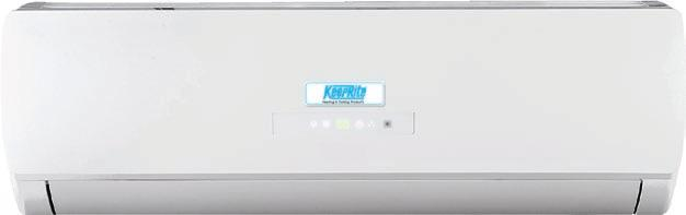 B Multi-Zone System Indoor Unit Specs High Wall Size 9 12 18 Model (White) DLFAHH09K1A DLFAHH12K1A DLFAHH18K1A Unit Width in (mm) 37.8 (960) 37.8 (960) 37.8 (960) Unit Height in (mm) 12.6 (320) 12.