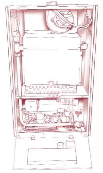 6 ROUTINE SERVICING To ensure continued efficient operation of the appliance, it is recommended that it is checked and serviced as necessary at regular intervals.